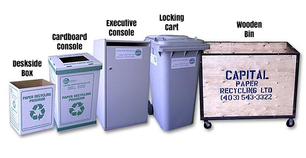 Capital Paper - Office Recycling