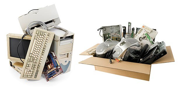 Capital Paper - Electronics Recycling